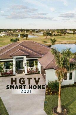 HGTV Smart Home 2021