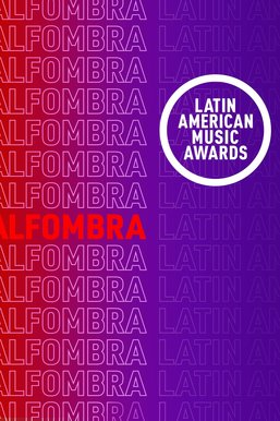La alfombra roja de Latin American Music Awards