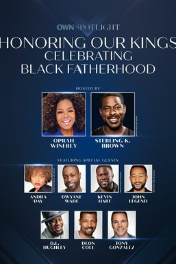 Own Spotlight: Honoring Our Kings: A Black Dad Conversation