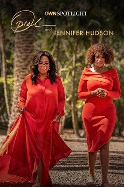 Oprah and Jennifer Hudson