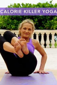 Calorie Killer Yoga With Colleen Saidman