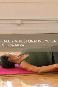 Fall Yin Restorative Practice