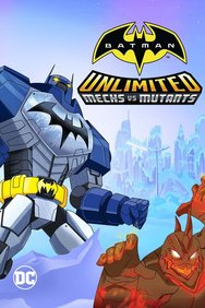 Batman Unlimited: Super Hero Training Battle