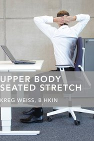Upper Body Seated Stretch