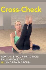 Advance Your Practice: Bhujapidasana