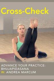Advance Your Practice: Bhujapidasana