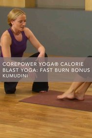 Core Power Yoga: Calorie Blast