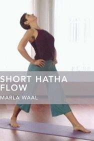 Short Hatha Flow