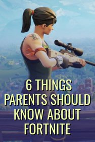 Parents' Guide to Fortnite