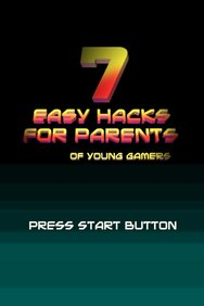 Tips for Young Gamers
