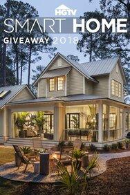 HGTV Smart Home Giveaway 2018