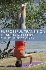 Transition Headstand Flow