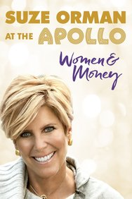 Suze Orman at The Apollo: Women and Money