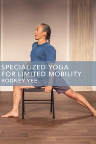 Specialized Yoga for Limited Mobility