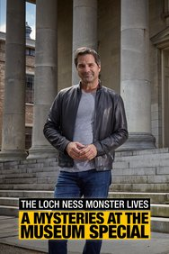 The Loch Ness Monster Lives: A Mysteries at the Museum Special