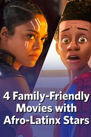 4 Family-Friendly Movies With Afro-Latinx Stars