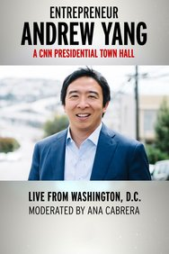 Andrew Yang: CNN Presidential Town Hall