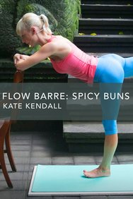 Flow Barre: Spicy Buns