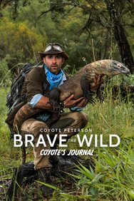 Coyote Peterson: Brave the Wild Coyote's Journal