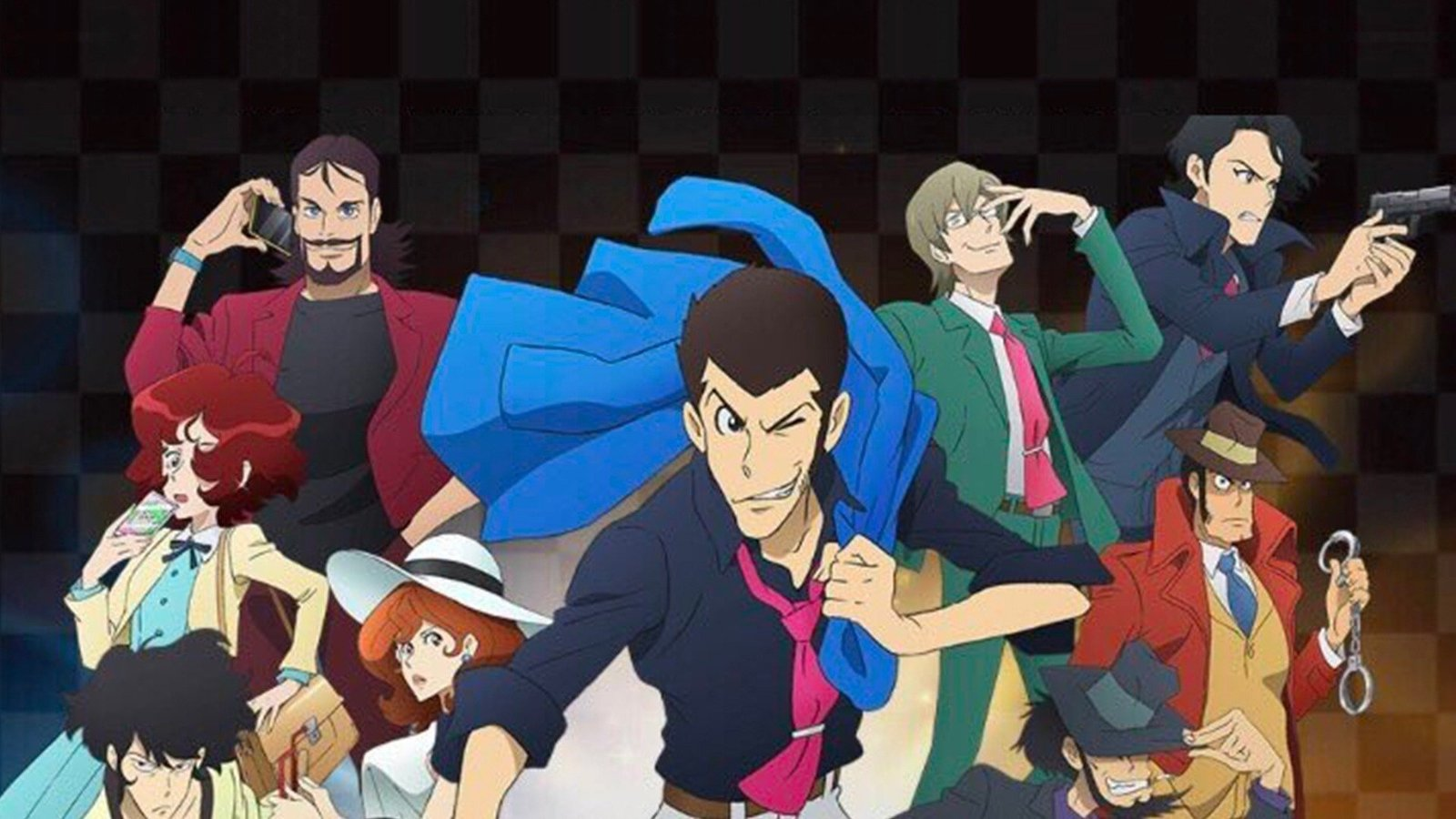 Lupin the 3rd Part 5
