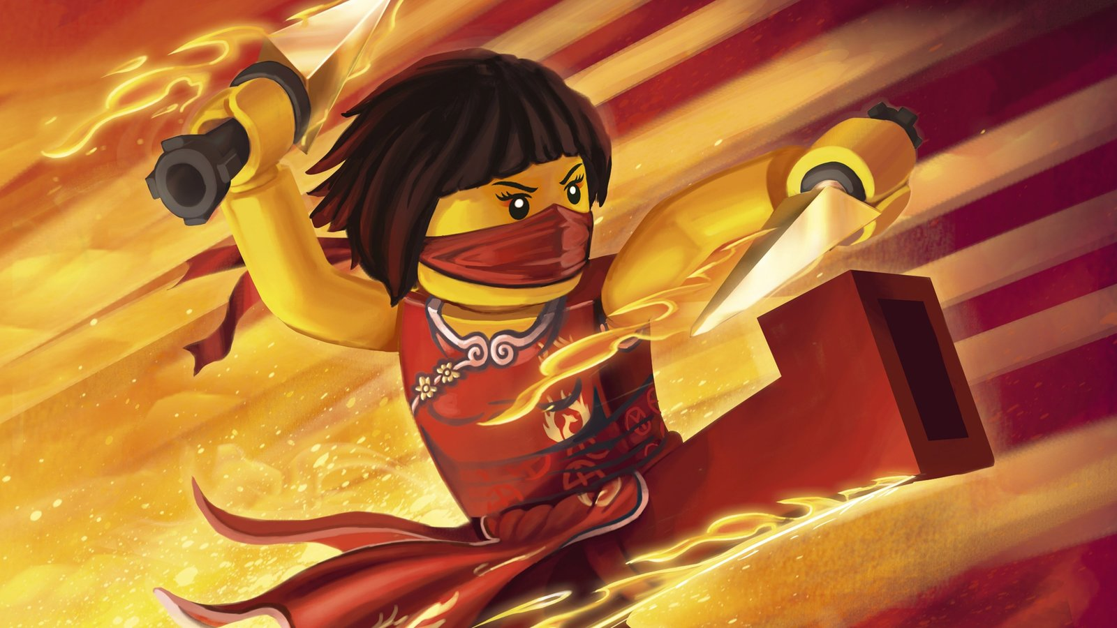 Ninjago: Masters of Spinjitzu: The Tournament of Elements